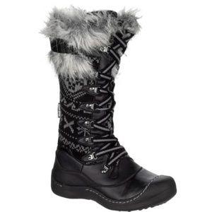 Muk Luks Gwen Faux Fur Winter Boots Sizes 7-10